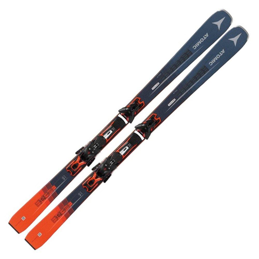 Sjezdové lyže Atomic 20 VANTAGE 79 TI + FT 12 GW 179