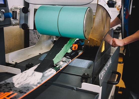 ski serivs strojova uprava