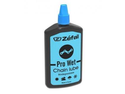 Mazivo na řetěz Zefal Pro Wet Lube 125ml