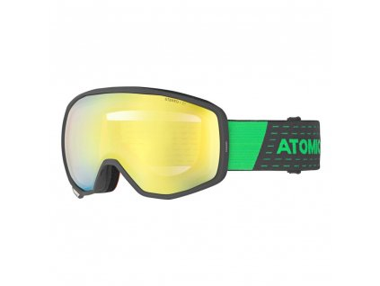 Atomic COUNT STEREO 19/20 - Grey/Green
