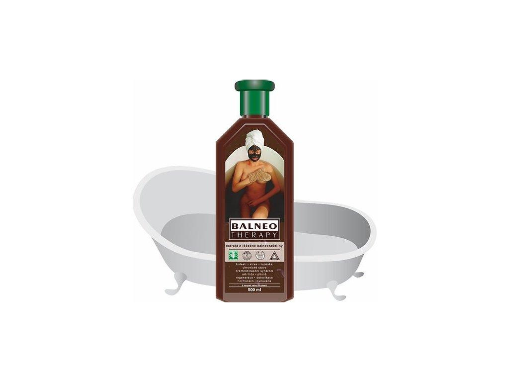 balneo natural se zralocim olejem