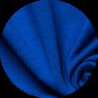 Mikela da Luka -  královská modrá -  elastický bavlněný jednolícní uplet