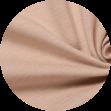 Mikela da Luka - béžový viskózový elastický uplet