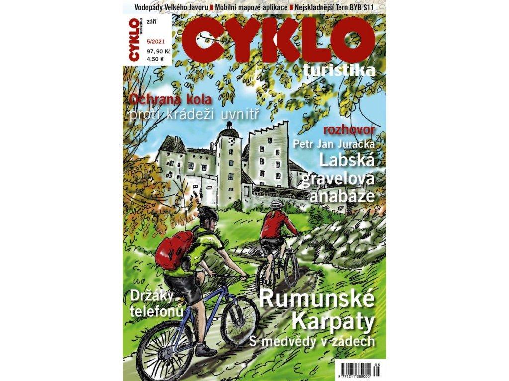 Cykloturistika č. 5/2021 elektronicky