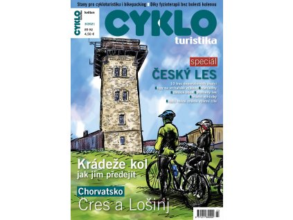 Cykloturistika č. 3/2021 elektronicky