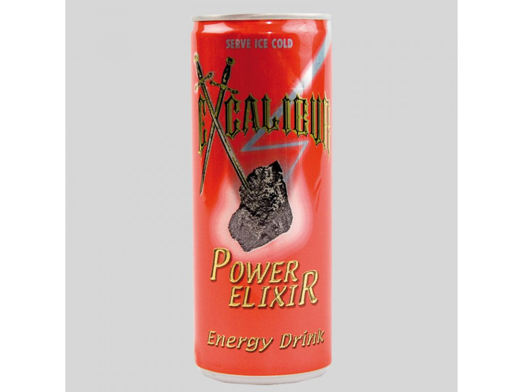 Excalibur Energy Drink 250ml Dose