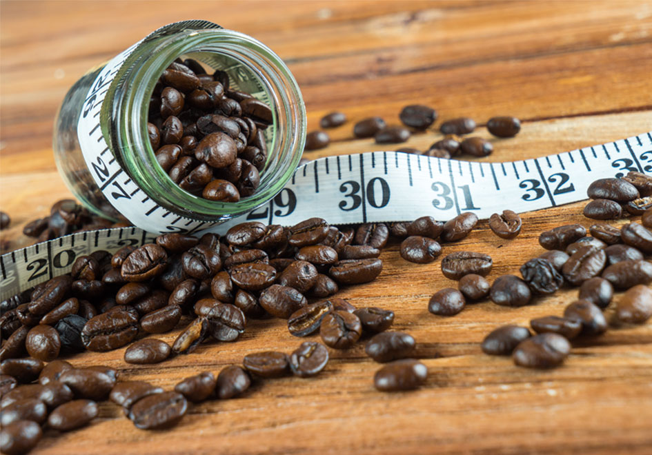 Účinky kávy jsou žádoucí při nadváze a hubnutí