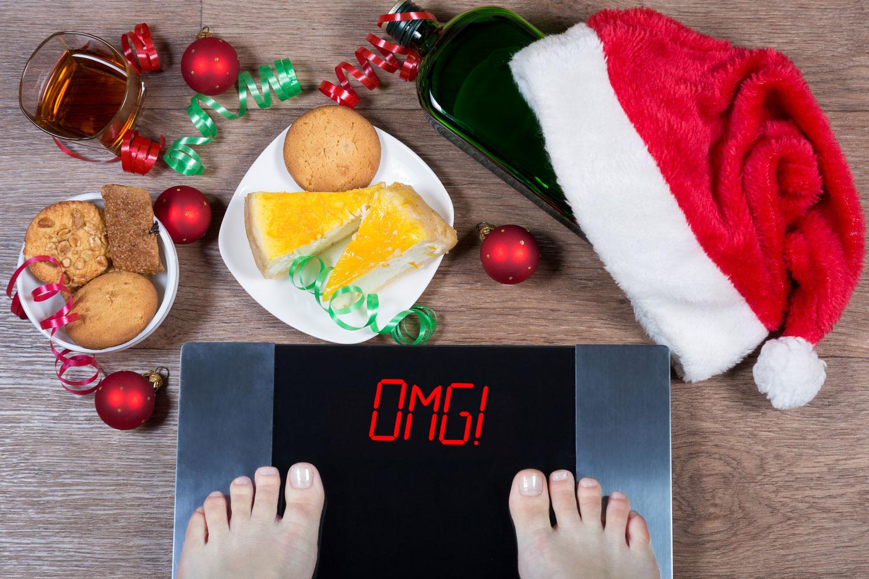 Jak hubnout po Vánocích