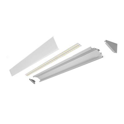 led lichtleisten klus kopro 30 eloxiert