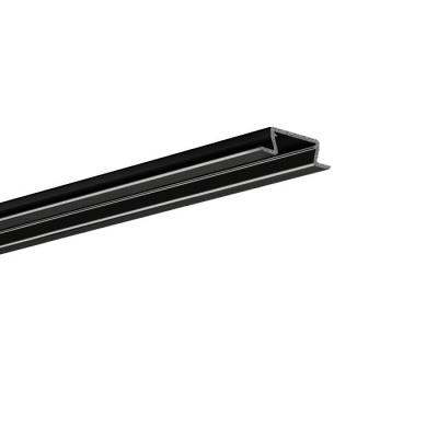 led profil klus micro-nk čierny