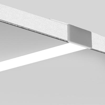 led alu profil klus giza-ll-t rohaluminium