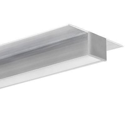 led lichtleisten klus pds-t rohaluminium