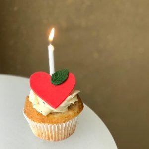 tortička s 1 sviečkou