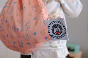 detail na batôžtek ježko bežko