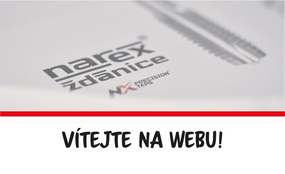 Vítejte na webu NAREX Ždánice