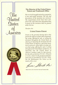 LOGITEX_patent_USA