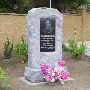 rytina pomníku