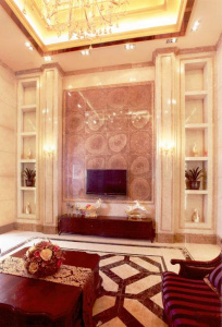 mramorové a žulové interiéry