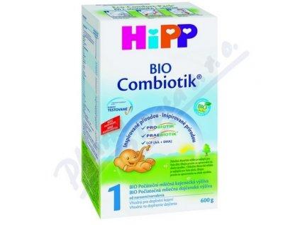 Hipp mléko BIO Combiotik 1  600g