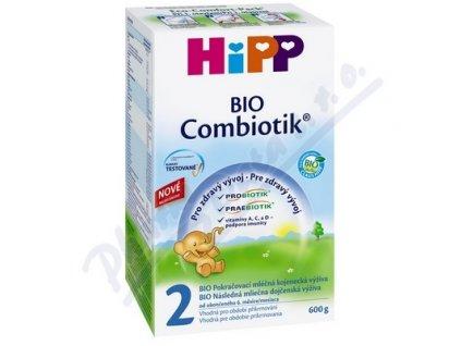 Hipp mléko BIO Combiotik 2  600g