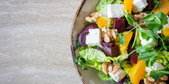 Jak na dobrý salát?