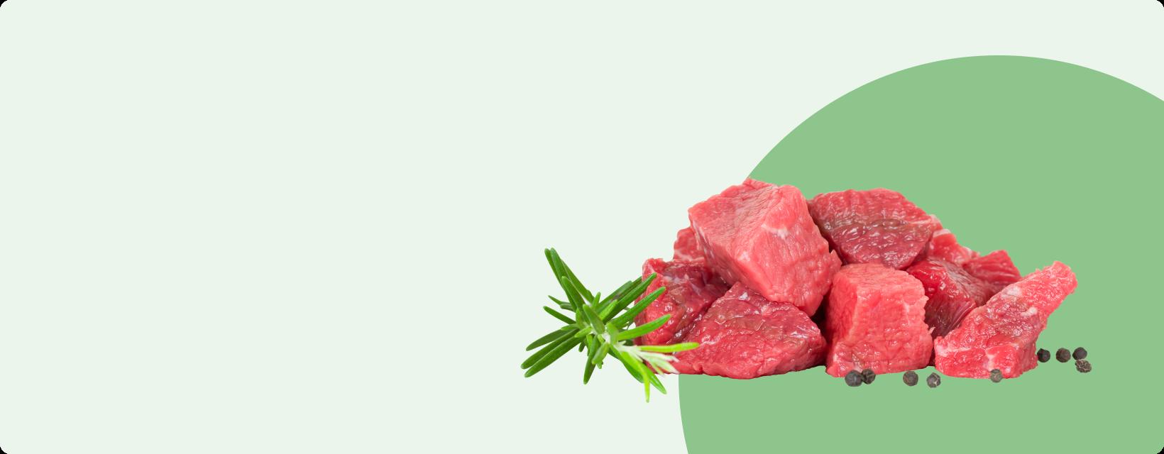Maso přímo od řezníka