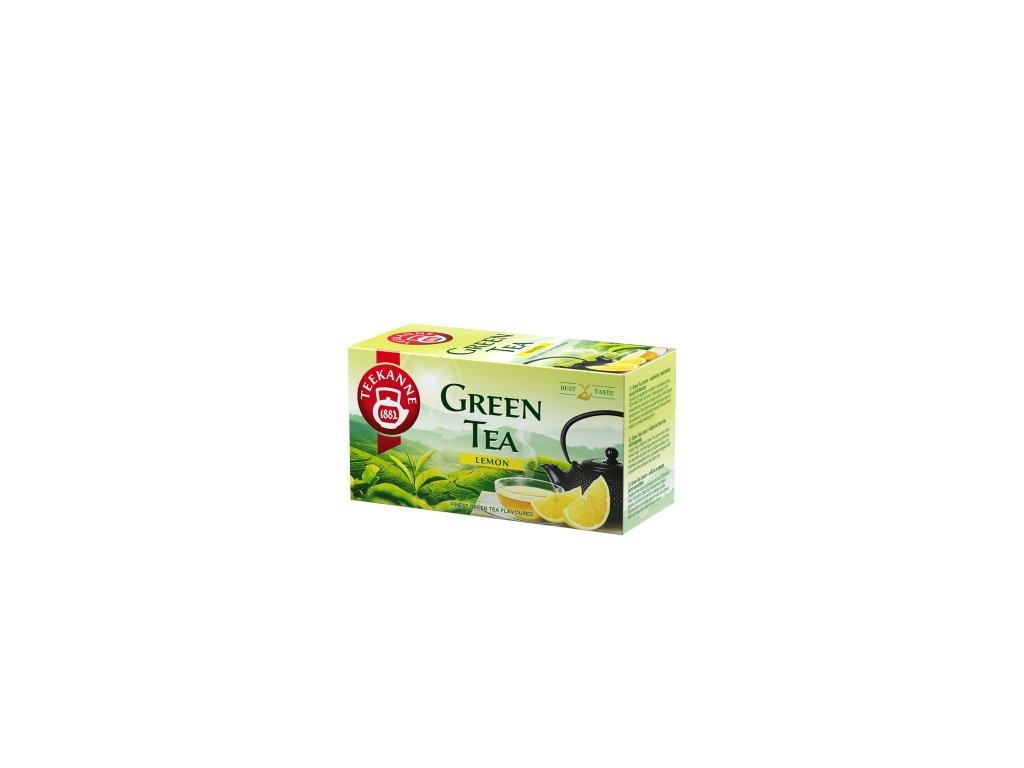 zeleny caj citron