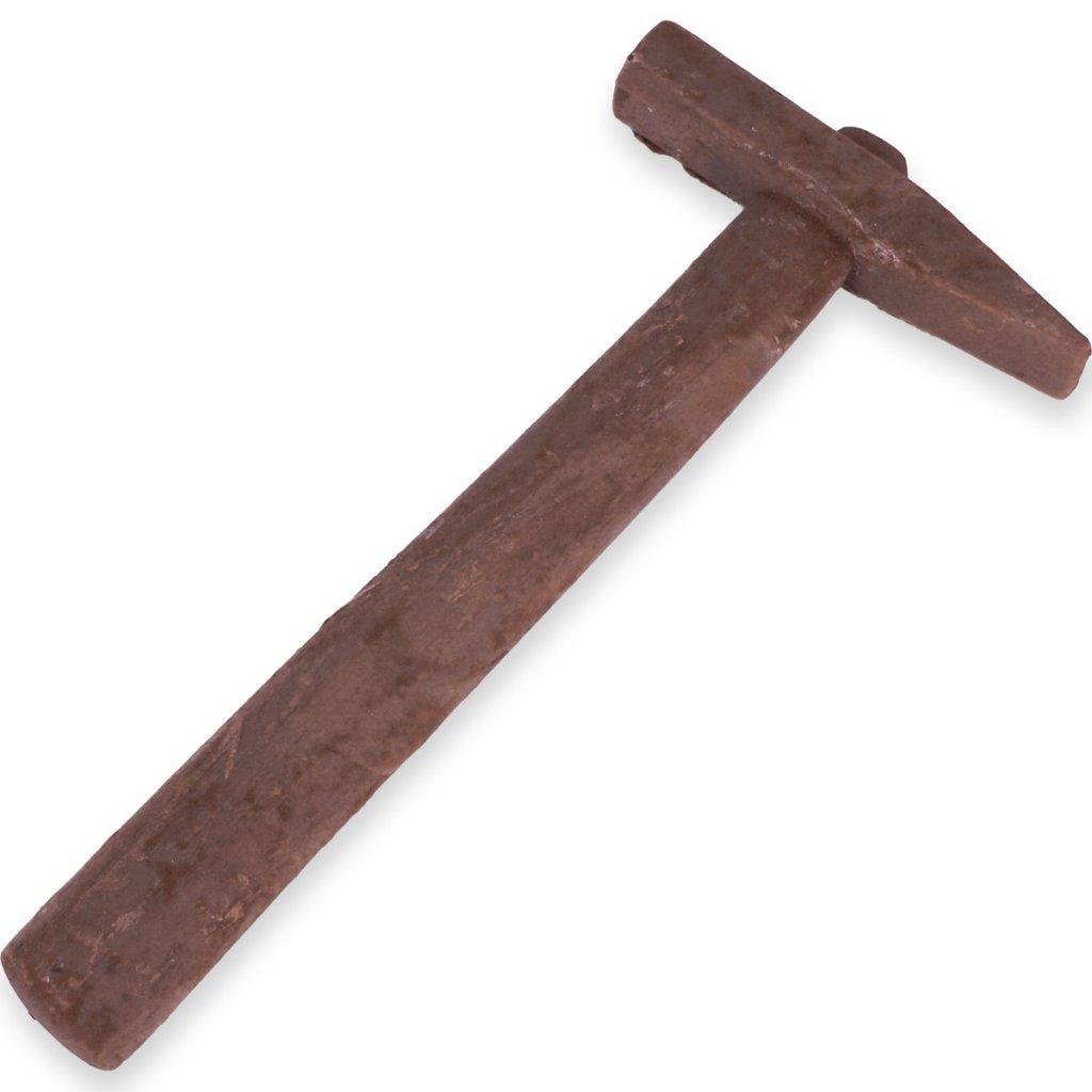 Malé kladivo 59 g - hořká čokoláda 72%