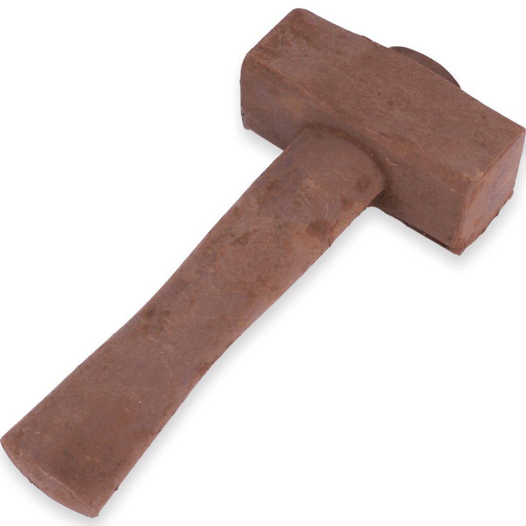 Velké kladivo 249 g - hořká čokoláda 72%