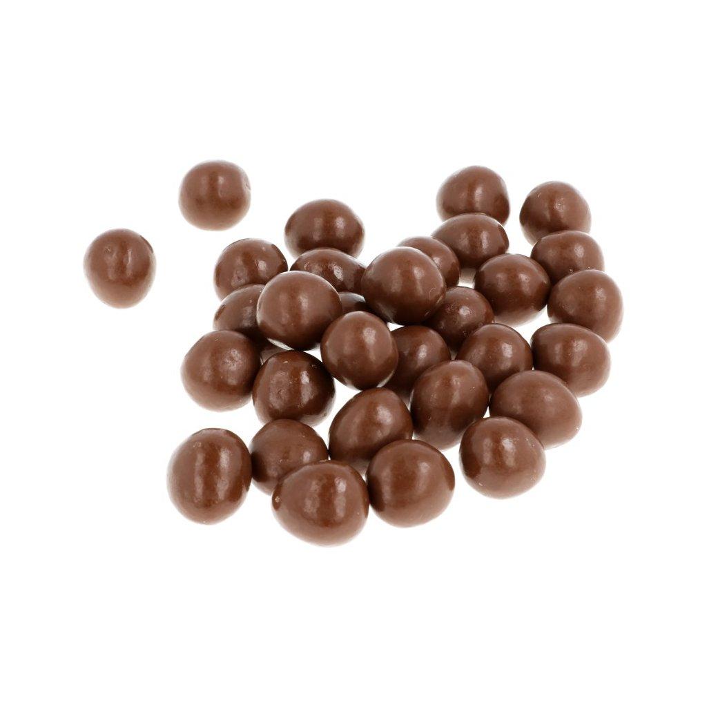 Lískové ořechy v čokoládě - mléčné 36% BEZOBAL