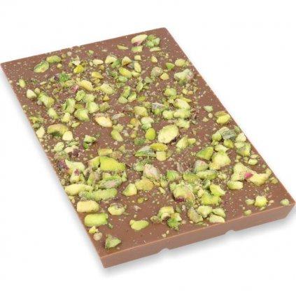 100g bar - pistachios