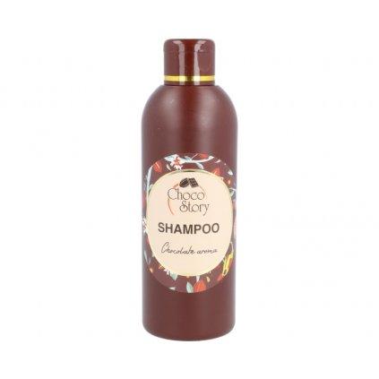 Chocolate hair shampoo