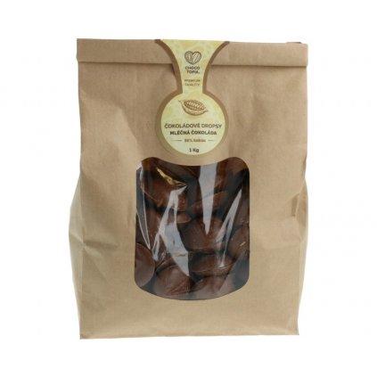 Milk chocolate drops Chocotopia 36% 1kg