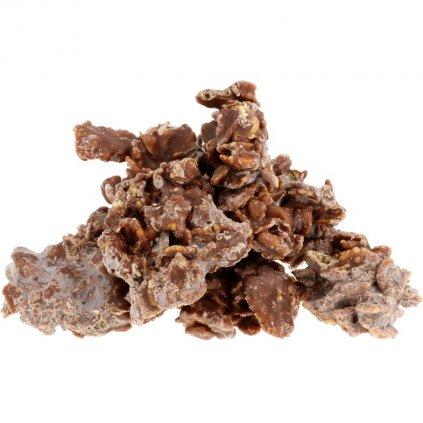 Hrudky cornflakes - mléčné 36%
