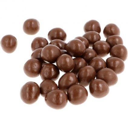 Lískové ořechy v čokoládě - mléčné 36%
