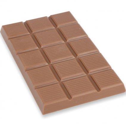 Čokoládová tabulka BEZ přidaného CUKRU 100g - čistá