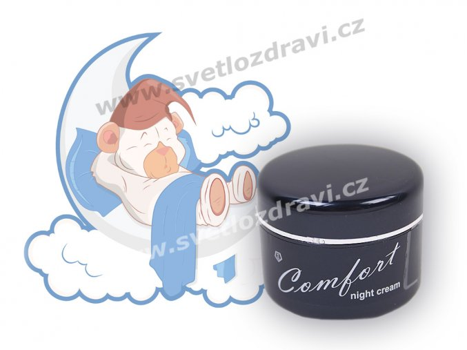 Comfort Night Cream Q10