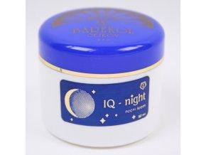 IQ noční krém s panthenolem
