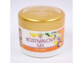 Kostivalový gel