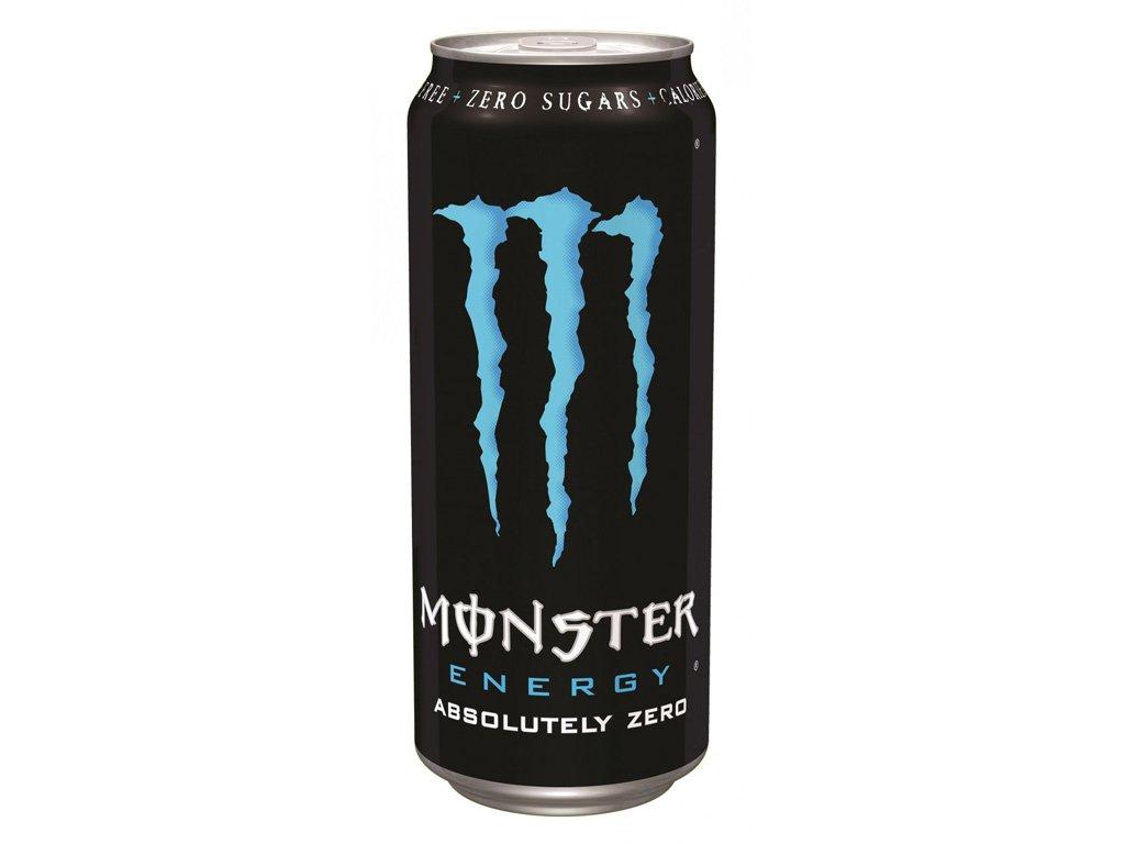 Monster Blue