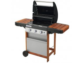 15 plynovy gril campingaz 3 series woody lx
