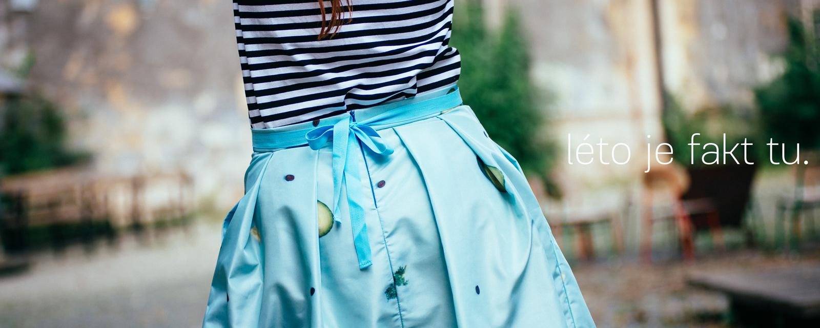 Letní speciál… Aneb šaty dělají ženu