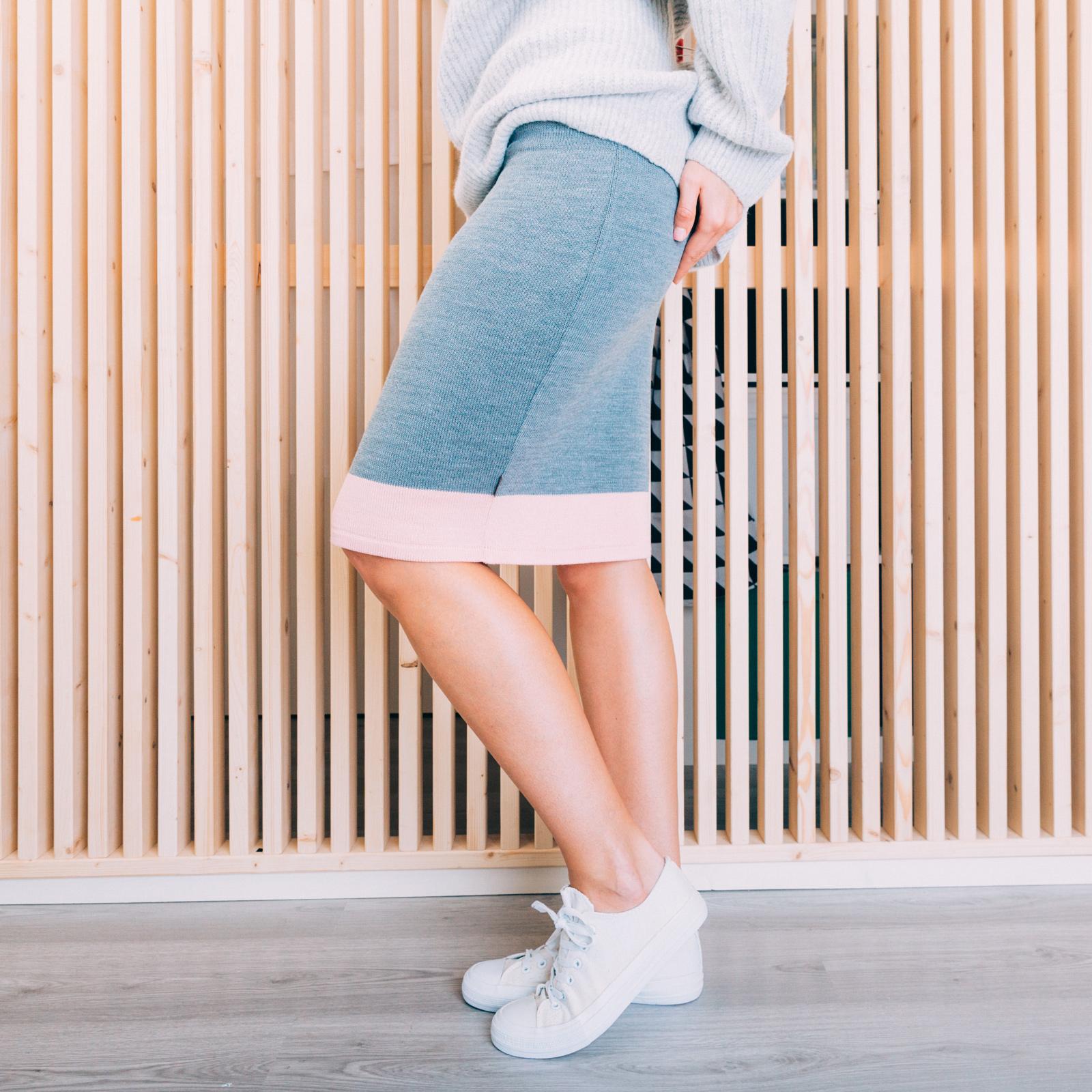 Merino sukně