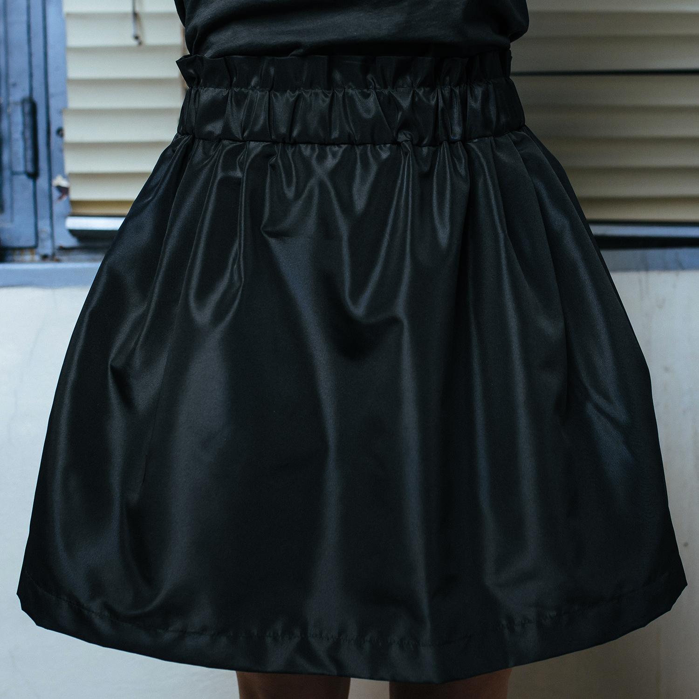 černé sukně