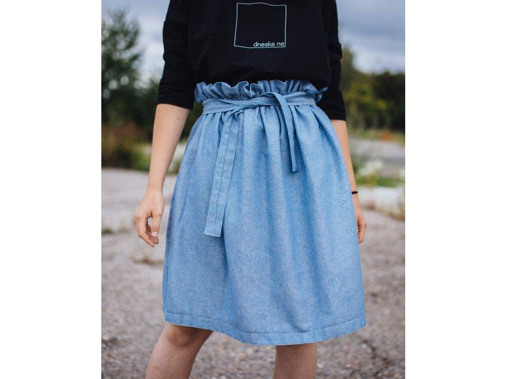 áčková sukně Katsu Denim