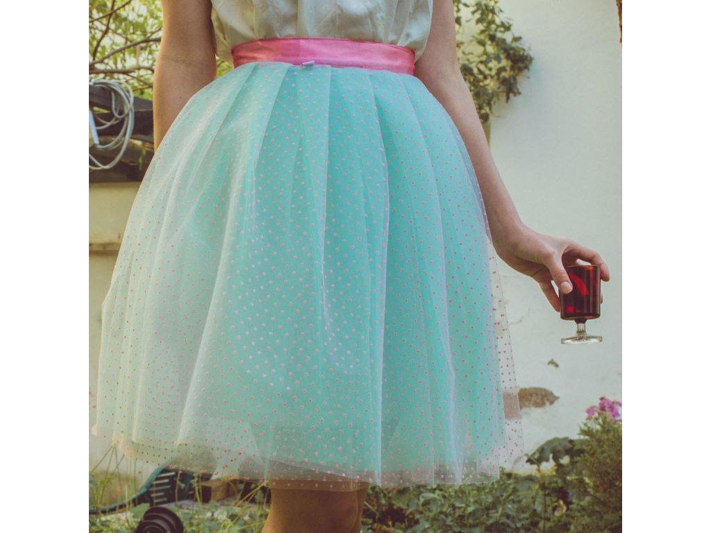 tylová sukně TUTU Alenka