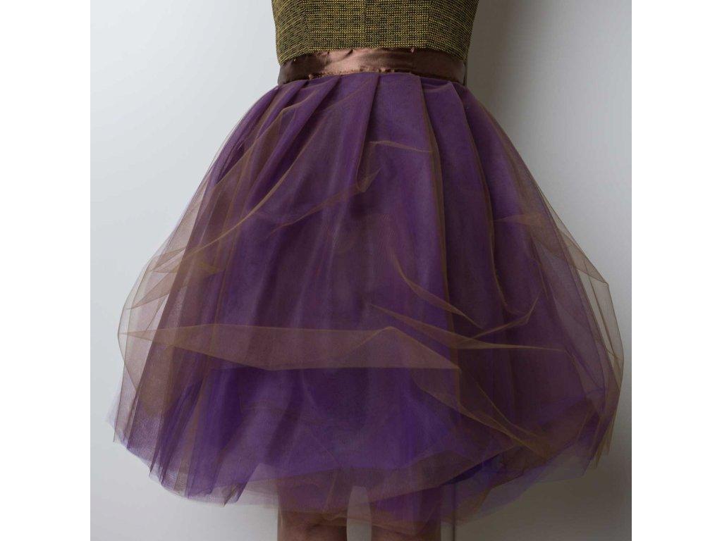 tylová sukně TUTU kněžna - Akari c75bf39f46