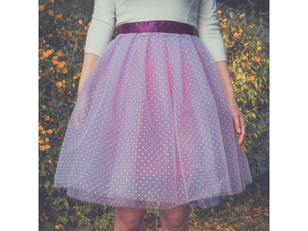 tylová sukně TUTU Fru.tu