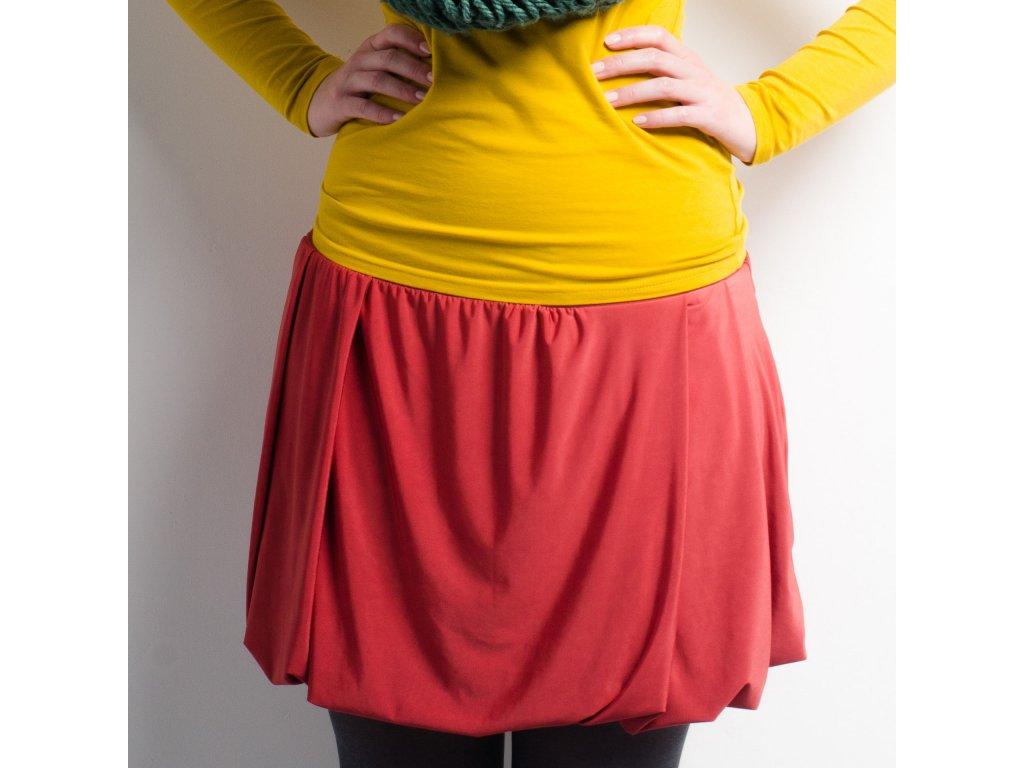 Balonová sukně Supercomfy Brick