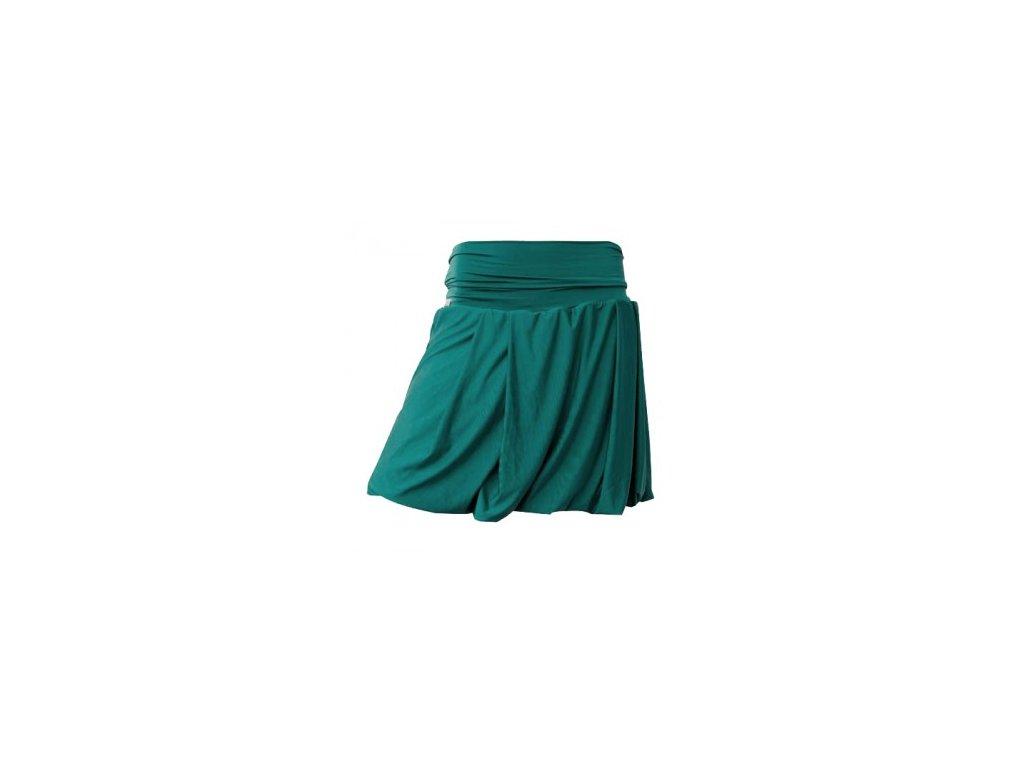 Balonová sukně Supercomfy Turquoise